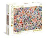 Puzzles Clementoni - foto