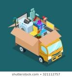 transportes v mudanzas - foto