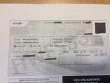 2 billetes de tren ave Malaga-Zaragoza - foto