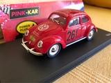 coche de scalextric Pink Kar - foto