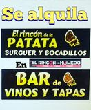 BAR-BURGER EN EL BARRIO HÚMEDO - foto