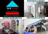 Instalación recarga aire acondicionado - foto