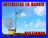 Antenistas 24 horas en Madrid - foto