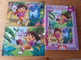 Puzzles Dora la Exploradora para niños - foto