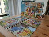 Puzzles Winnie de Pooh para niños - foto