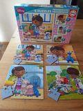 Puzzles Doctora de Muñecos - foto