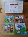 Puzzles de Hello Kitty - foto