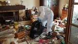 Vaciado pisos instante limpieza - foto