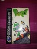 Juego Sega Saturn Bug en su caja - foto