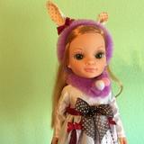 Muñeca Nancy New Arco  iris - foto