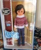 muñeco Lucas De famosa - foto