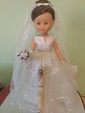 Muñeca Nancy novia 2011 - foto