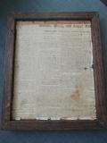 recorte prensa 1811 - foto