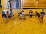 Set de Sheriff`s y vaqueros playmobil - foto