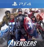 Marvel avengers Vengadores ps4 digital - foto