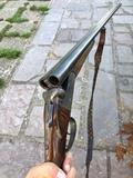 Escopeta paralela calibre 12 - foto