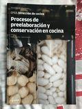 PROCESOS DE PREELABO.  Y CONSE.  EN COCINA - foto