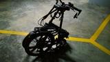 Una bicicleta - foto