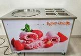 MÁquina para hacer ice cream rolls - foto