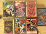amstrad juegos cinta - foto