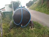 Remolque cisterna agua - foto