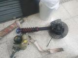 manguetas y amortiguadores cosworth - foto