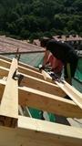 Areglo de  tejado - foto