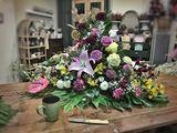 Mantenimiento floral - foto