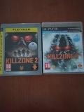 Lote (killzone 2 y 3) ps3 - foto