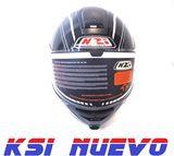 Casco moto Nzi sword combi 2 talla l - foto