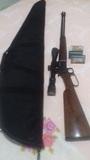Rifle Wuichester Miroku calibre 22 - foto