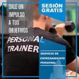 Entrenadora personal - foto