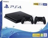 Playstation 4 (PS4) - Consola + 2 Mandos - foto