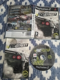 Need for speed prostreet ps2 - foto