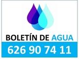 Boletin agua Cartagena en Murcia - foto