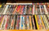 Películas VHS y DVDs - foto