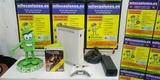 Xbox360 blanca + mando + juego - foto