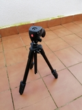 Tripode cámara reflex - foto