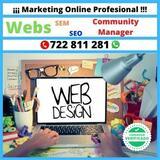 Webs, SEO, SEM y Marketing Digital - foto