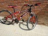 BICICLETA CONOR AFX 360 RUEDAS DE 24\