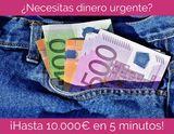 CRÉDITOS URGENTES 10000 EUROS CON ASNEF - foto