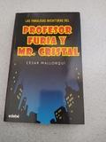 LIBRO LECTUR PROFESOR FURIA Y MR CRISTAL