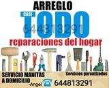 Manitas y Reparaciones 644813291 - foto