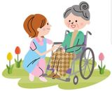 Acompañamiento personas mayores - foto