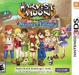 harvest moon el pueblo del arbol celeste - foto