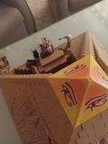 Pirámide egipcia playmovil - foto