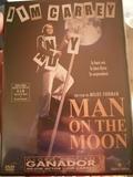 VENDO DVD MAN ON THE MOON CON JIM CARREY