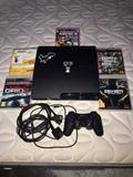 PS3 Slim pirateada - foto