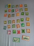 sellos de alemania - foto