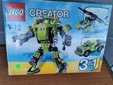 LEGO 31007 CREATOR.  7/12 AÑOS. Tres en - foto